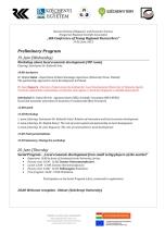 Final Program Gyor June 2013